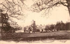 AK / Ansichtskarte La Lucerne d Outremer Abbaye de la Lucerne  Kat. La Lucerne d Outremer