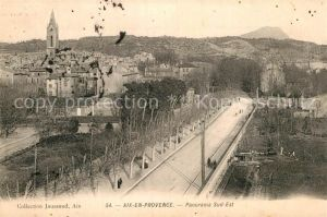 AK / Ansichtskarte Aix en Provence Panorama Sud Est Kat. Aix en Provence