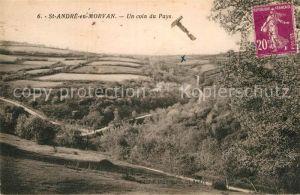AK / Ansichtskarte Saint Andre en Morvan Un coin du Pays Kat. Saint Andre en Morvan