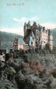 AK / Ansichtskarte Wierschem Burg Eltz Kat. Wierschem