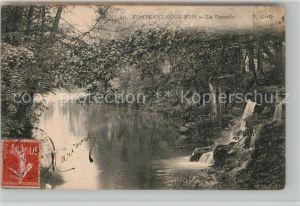 AK / Ansichtskarte Fontenay sous Bois La Cascade Kat. Fontenay sous Bois