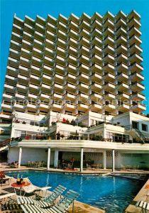 AK / Ansichtskarte Benidorm Hotel Benikaktus Kat. Costa Blanca Spanien
