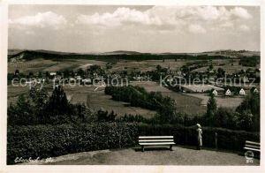 AK / Ansichtskarte Ebersbach Sachsen Panorama Blick vom Schlechteberg Kat. Ebersbach Sachsen
