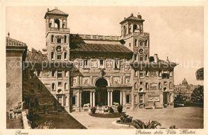 AK / Ansichtskarte Roma Rom Palazzo della Villa Medici Kat.