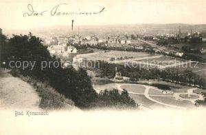 AK / Ansichtskarte Bad Kreuznach Panorama Kat. Bad Kreuznach