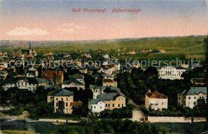 AK / Ansichtskarte Kreuznach Bad Panorama Kat. Bad Kreuznach