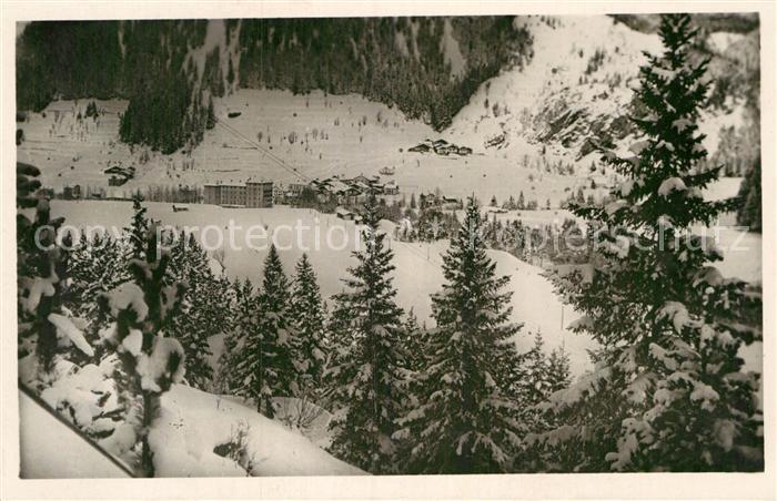 AK / Ansichtskarte Pralognan la Vanoise Villages du Barrioz et des Bleux Kat. Pralognan la Vanoise