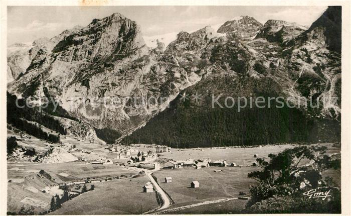AK / Ansichtskarte Pralognan la Vanoise et le Grand Marchet Kat. Pralognan la Vanoise
