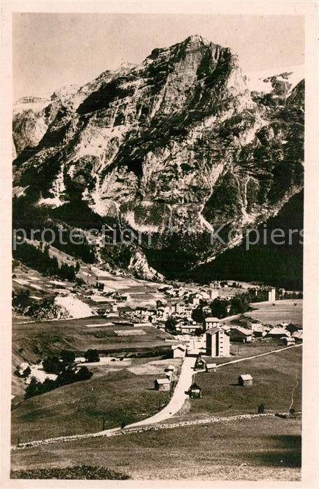 AK / Ansichtskarte Pralognan la Vanoise Fliegeraufnahme et le Grand Marchet Kat. Pralognan la Vanoise