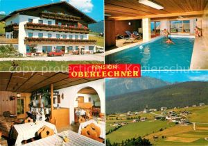 AK / Ansichtskarte Meransen Pension Oberlechner  Kat. Italien