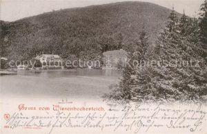 AK / Ansichtskarte Bad Lauterberg Wiesenbeker Teich Kat. Bad Lauterberg im Harz