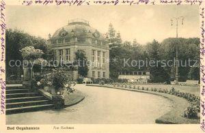 AK / Ansichtskarte Bad Oeynhausen Kurhaus Kat. Bad Oeynhausen