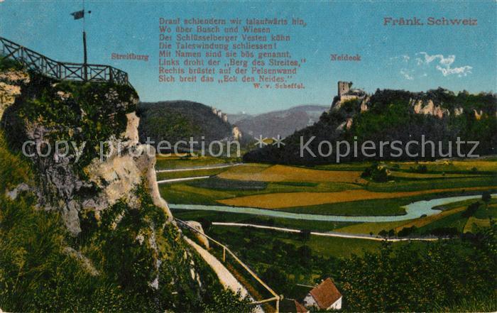 AK / Ansichtskarte Neideck Streitburg Kat. Heroldsbach