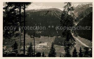 AK / Ansichtskarte Disentis GR Panorama Alpen Kat. Disentis