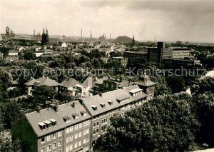 AK / Ansichtskarte Oberhausen Blick auf die Stadt Kat. Oberhausen