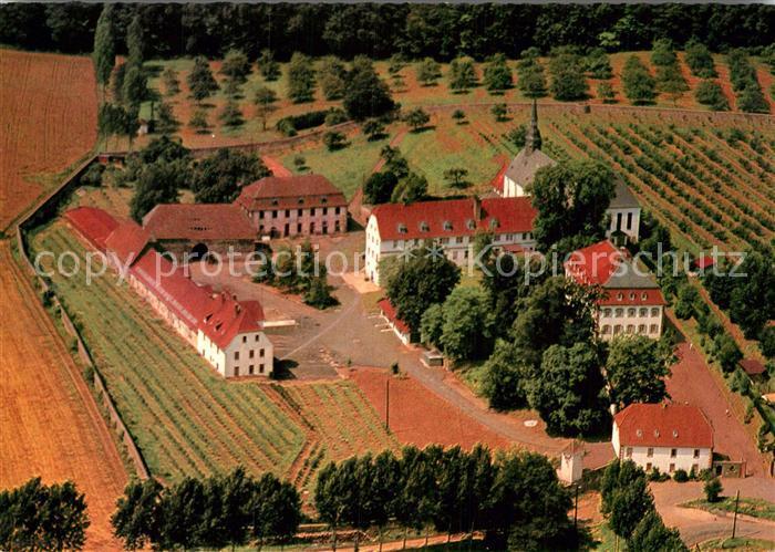 AK / Ansichtskarte Altenstadt Hessen Fliegeraufnahme Kloster Engelthal Kat. Altenstadt