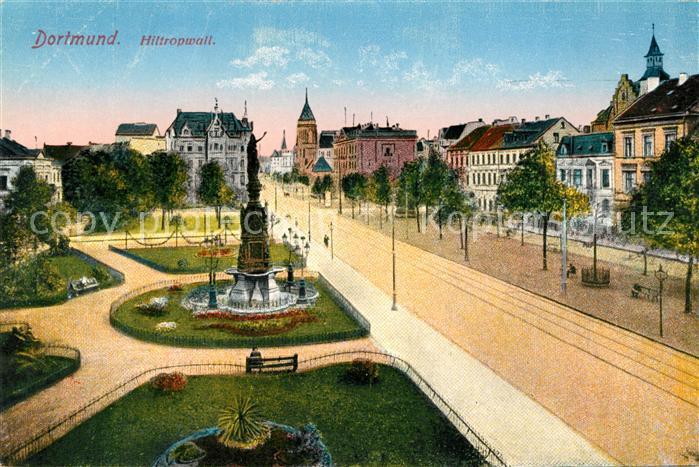 AK / Ansichtskarte Dortmund Hiltropwall Kat. Dortmund