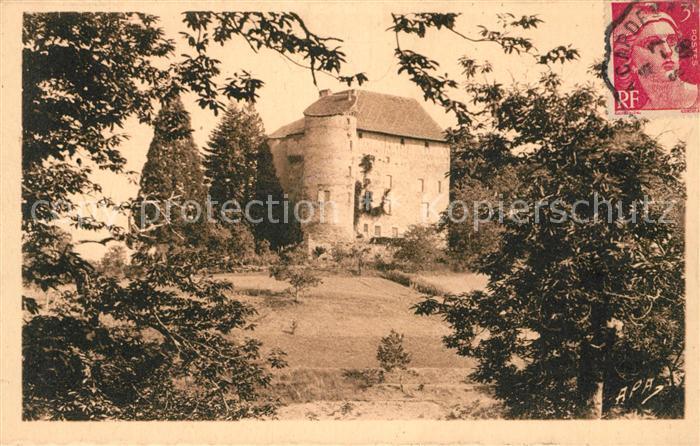 AK / Ansichtskarte Bagnac sur Cele Chateau de Linac Kat. Bagnac sur Cele
