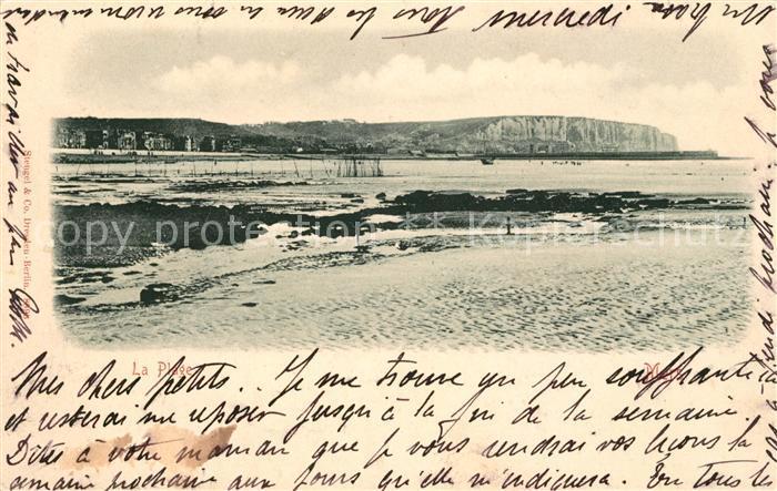 AK / Ansichtskarte Mers les Bains La Plage Kat. Mers les Bains