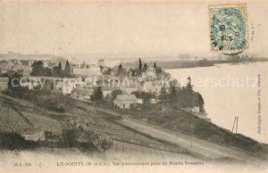 AK / Ansichtskarte La Pointe Bouchemaine Vue panoramique prise du Moulin Proutiere Kat. Bouchemaine