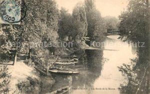 AK / Ansichtskarte Champigny Marne Les Bords de la Marne Kat. Champigny