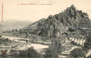 AK / Ansichtskarte Saint Etienne Loire La Loire au Pertuiset Kat. Saint Etienne