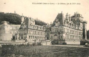 AK / Ansichtskarte Villandry Chateau Kat. Villandry