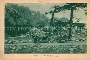 AK / Ansichtskarte Corse Ile de Col de Bavella Kat. Ajaccio