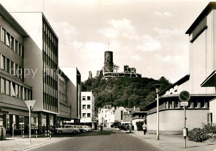AK / Ansichtskarte Bad Godesberg Teilansicht mit Godesberg Kat. Bonn