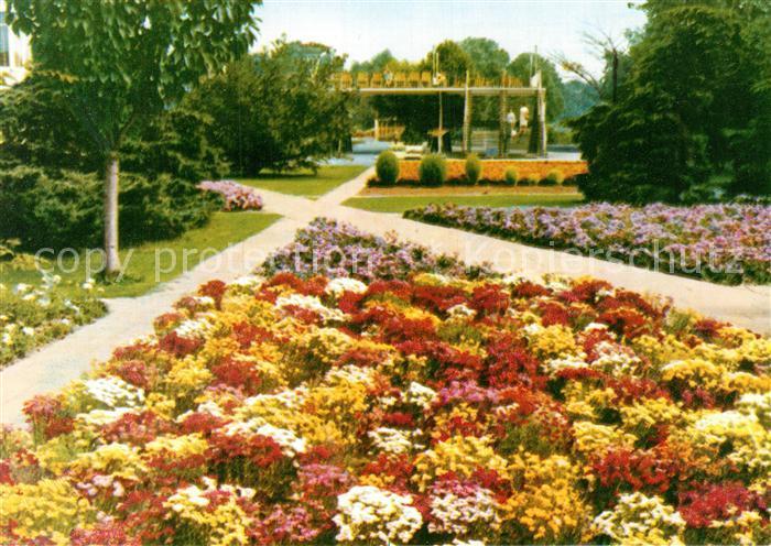 AK / Ansichtskarte Erfurt Internationale Gartenbauausstellung  Kat. Erfurt