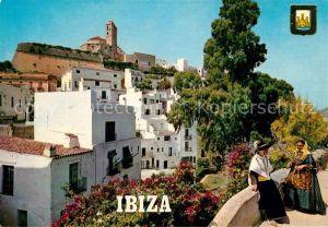 AK / Ansichtskarte Ibiza Islas Baleares Isla Blanca Vista parcial Kat. Ibiza