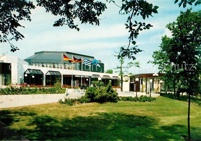 AK / Ansichtskarte Norderney Nordseebad Haus der Insel Kat. Norderney