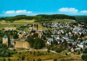 AK / Ansichtskarte Greifenstein Hessen Burg Greifenstein Ortsansicht Kat. Greifenstein