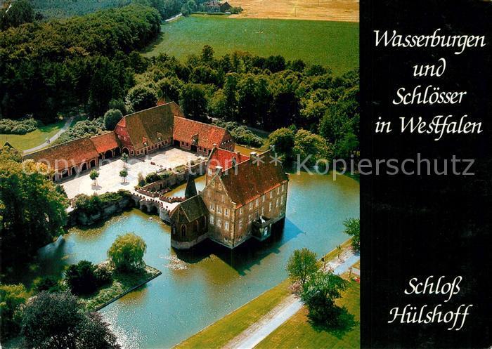 AK / Ansichtskarte Havixbeck Schloss Huelshoff Kat. Havixbeck