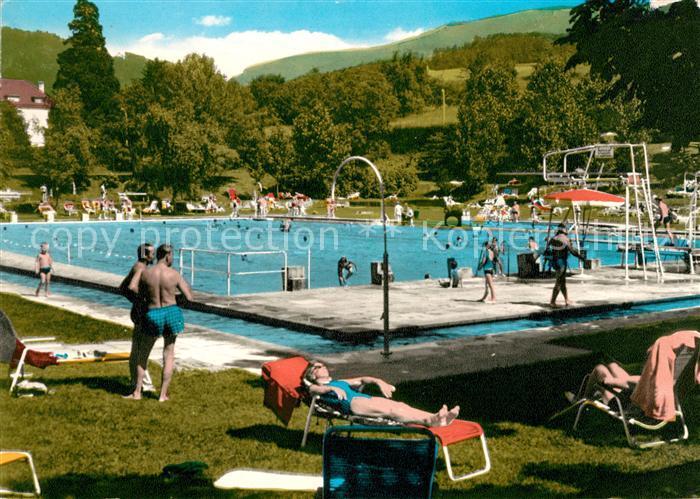 AK / Ansichtskarte Badenweiler Sportbad Kat. Badenweiler