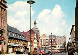 AK / Ansichtskarte Recklinghausen Westfalen Marktplatz Kat. Recklinghausen