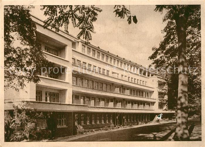 AK / Ansichtskarte Darmstadt Alice Hospital Kat. Darmstadt