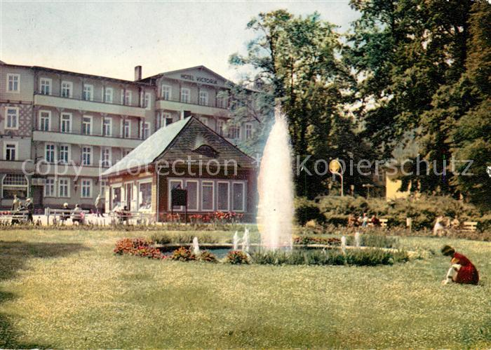 Hotel Victoria In Bad Harzburg