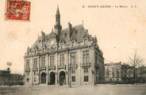 AK / Ansichtskarte Saint Denis Seine Saint Denis La Mairie