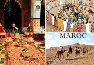 AK / Ansichtskarte Maroc Marokko Scenes et Types  Kat. Marokko