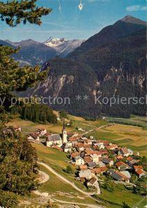 AK / Ansichtskarte Alvaneu Dorf Piz Uertsch  Kat. Alvaneu Dorf