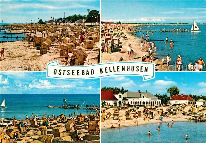 AK / Ansichtskarte Kellenhusen Ostseebad Strand Kat. Kellenhusen (Ostsee)