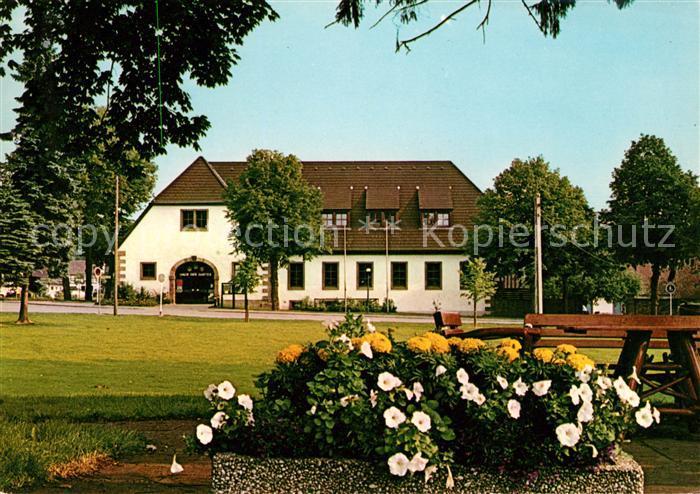 AK / Ansichtskarte Neuhaus Solling Haus des Gastes Kat. Holzminden