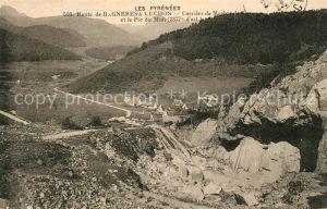 AK / Ansichtskarte Bagneres de Luchon et Pic du Midi Kat. Bagneres de Luchon