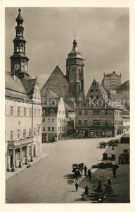 AK / Ansichtskarte Pirna Marktplatz Kat. Pirna