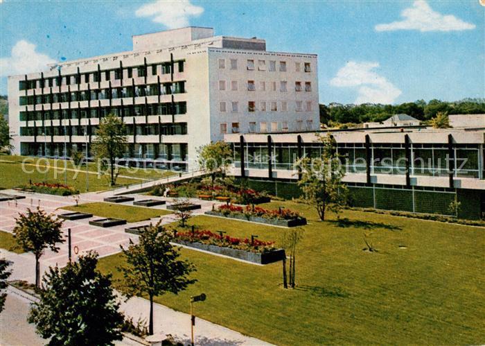Kliniken In Bad Oeynhausen