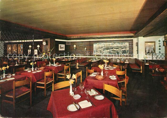 AK / Ansichtskarte London Restaurant Berlin Room Kat. City of London