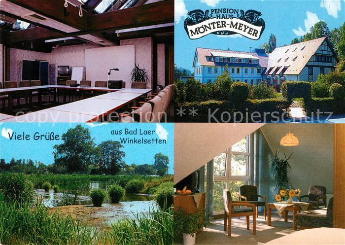 AK / Ansichtskarte Bad Laer Winkelsetten Pension Haus Moenter Meyer Kat. Bad Laer