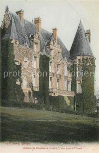 AK / Ansichtskarte Courtalain Chateau Kat. Courtalain