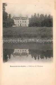 AK / Ansichtskarte Beaumont les Autels Chateau de l`Ozanne Kat. Beaumont les Autels